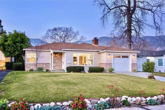 2323 E Mountain Street, Pasadena, CA 91104 (#820000735) :: Randy Plaice and Associates