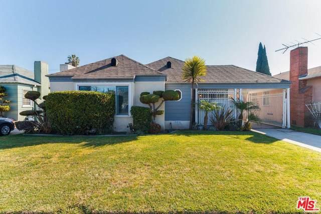 3974 Mcclung Drive, Los Angeles (City), CA 90008 (#20548390) :: Randy Plaice and Associates