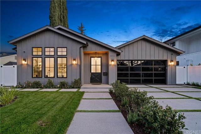 16712 Addison Street, Encino, CA 91436 (#SR20036203) :: Randy Plaice and Associates