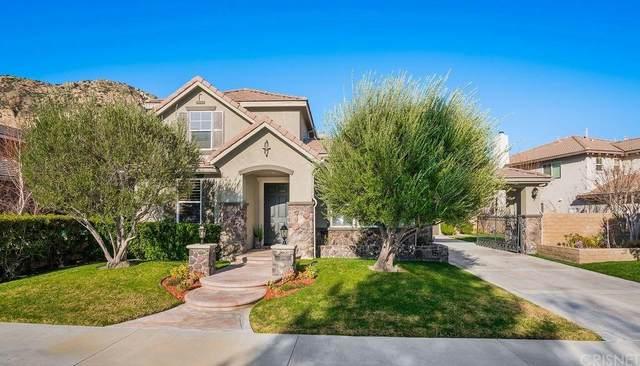 25841 Royal Oaks Road, Stevenson Ranch, CA 91381 (#SR20039023) :: The Pratt Group