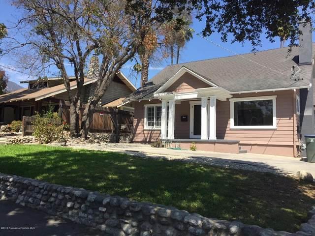 1312 N Mar Vista Avenue, Pasadena, CA 91104 (#820000743) :: Randy Plaice and Associates