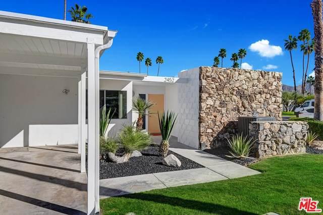2452 S Sierra Madre, Palm Springs, CA 92264 (#20556702) :: Randy Plaice and Associates