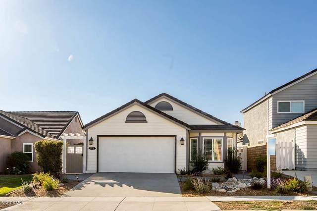 2711 Cimmaron Avenue, Simi Valley, CA 93065 (#220002007) :: Randy Plaice and Associates