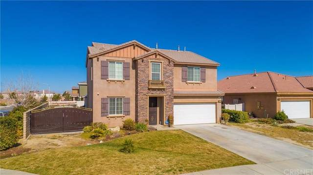 4021 Pacific Star Drive, Palmdale, CA 93552 (#SR20039407) :: Randy Plaice and Associates