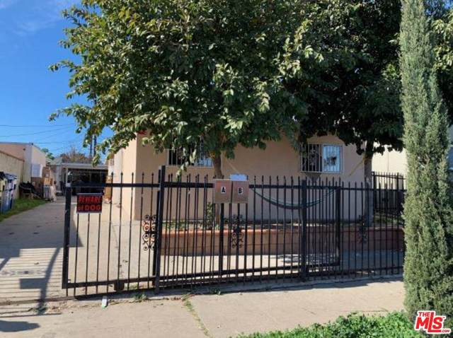 10111 S Hoover Street A, Los Angeles (City), CA 90044 (#20557012) :: The Pratt Group