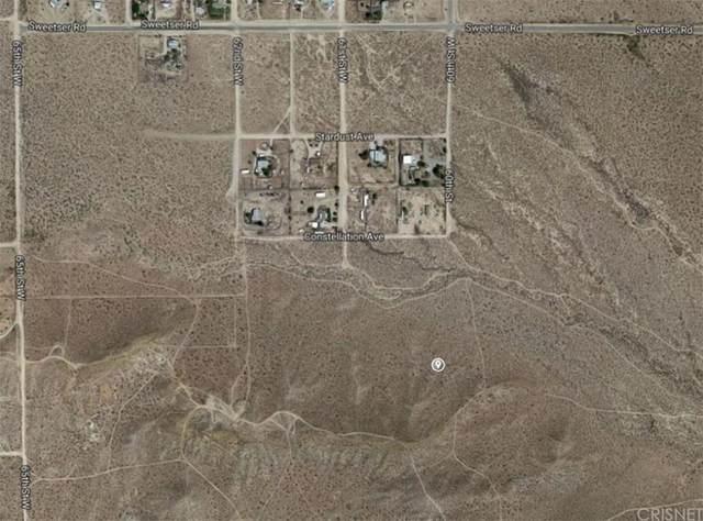 0 60TH ST W/CONSTELLATION, Rosamond, CA 93560 (#SR20039489) :: Randy Plaice and Associates