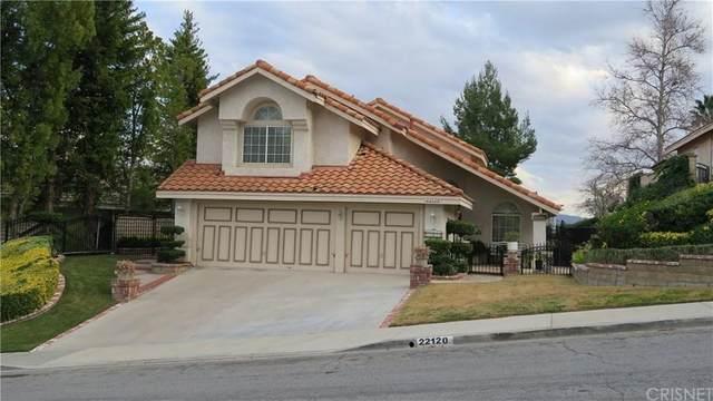 22120 Grovepark Drive, Saugus, CA 91350 (#SR20039530) :: Eman Saridin with RE/MAX of Santa Clarita