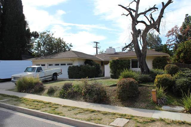 1507 Morrow Circle, Thousand Oaks, CA 91362 (#220002022) :: The Suarez Team