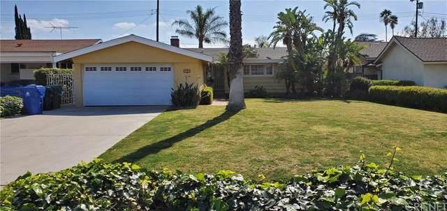 18626 Prairie Street, Northridge, CA 91324 (#SR20040003) :: Randy Plaice and Associates