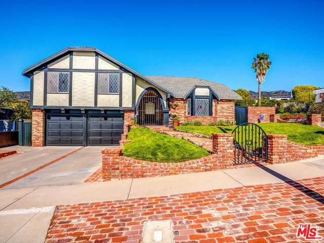 18265 Wakecrest Drive, Malibu, CA 90265 (MLS #20555794) :: Deirdre Coit and Associates