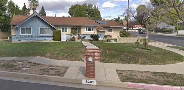 18301 Ludlow Street, Northridge, CA 91326 (#SR20040590) :: The Suarez Team