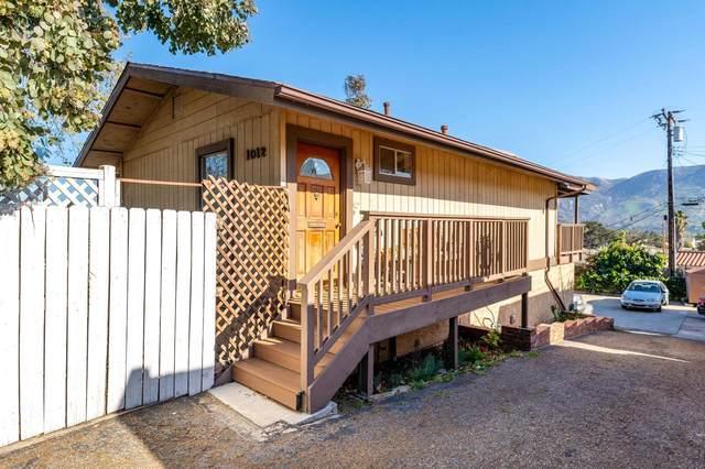 1012 Mill Place, Santa Paula, CA 93060 (#220002063) :: Randy Plaice and Associates