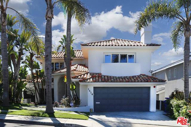 1416 9TH Street, Manhattan Beach, CA 90266 (#20557806) :: The Suarez Team