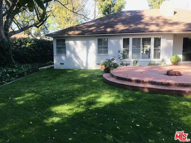 17552 Parthenia Street, Northridge, CA 91325 (#20557660) :: Randy Plaice and Associates