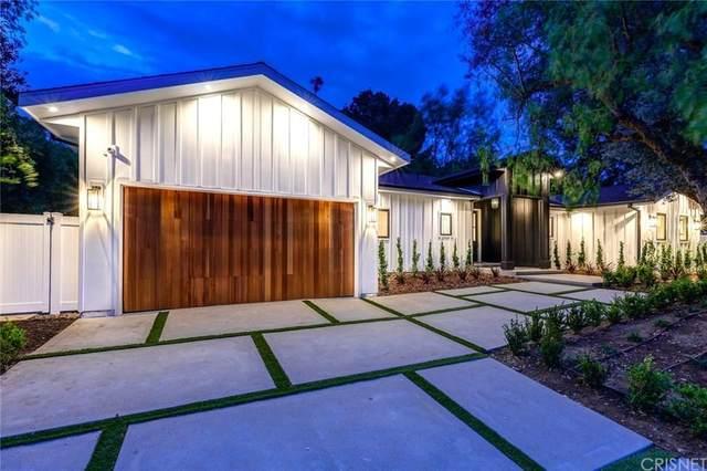 16911 Escalon Drive, Encino, CA 91436 (#SR20040910) :: Randy Plaice and Associates