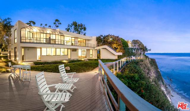 28936 Cliffside Drive, Malibu, CA 90265 (#20-557908) :: Randy Plaice and Associates