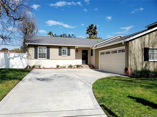 16731 Kinzie Street, Northridge, CA 91343 (#SR20039769) :: Randy Plaice and Associates
