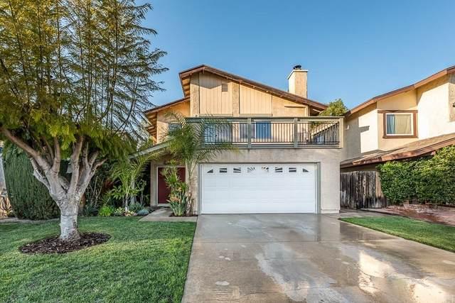 699 Masterson Drive, Thousand Oaks, CA 91360 (#SR20040385) :: The Suarez Team