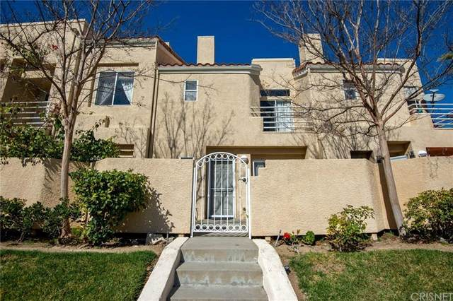 25725 Perlman Place #129, Stevenson Ranch, CA 91381 (#SR20041630) :: Eman Saridin with RE/MAX of Santa Clarita