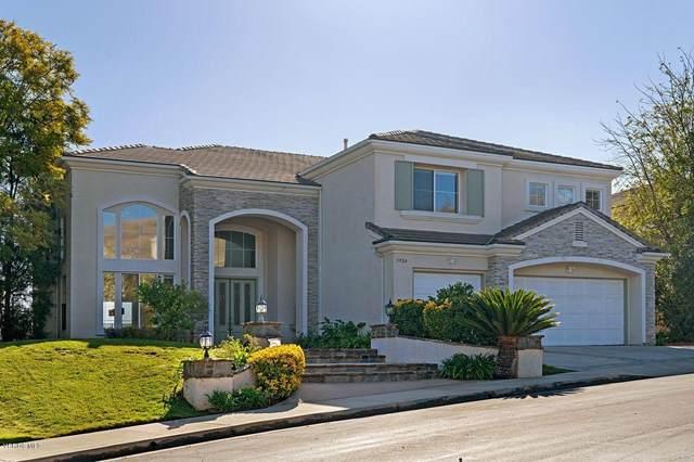 3924 Leighton Point Road, Calabasas, CA 91301 (#220002118) :: Lydia Gable Realty Group