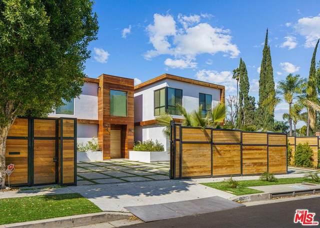 4841 Alonzo Avenue, Encino, CA 91316 (#20558064) :: Randy Plaice and Associates