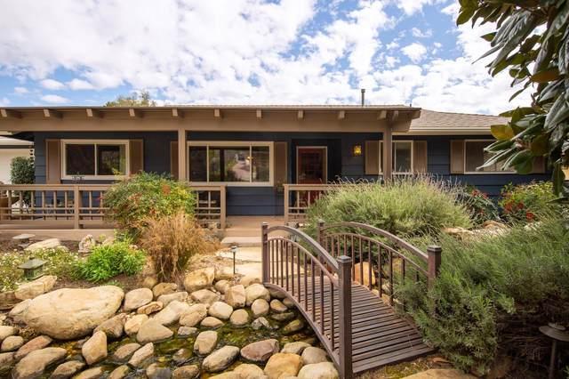 1102 N Montgomery Street, Ojai, CA 93023 (#220002125) :: Randy Plaice and Associates