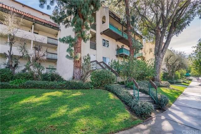 5460 White Oak Avenue A223, Encino, CA 91316 (#SR20041570) :: Randy Plaice and Associates