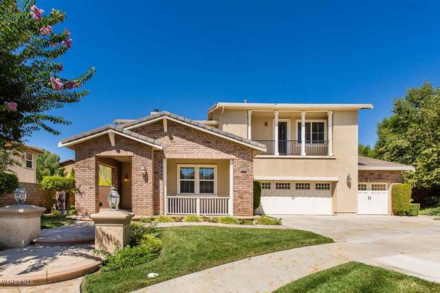 3825 Doheney Court, Simi Valley, CA 93063 (#220002130) :: The Pratt Group