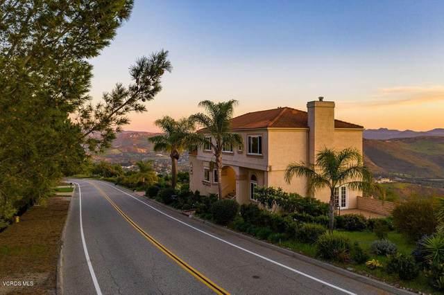 11990 Presilla Road, Santa Rosa (Ven), CA 93012 (#220002142) :: Randy Plaice and Associates
