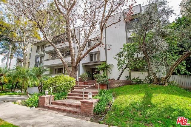 406 N Oakhurst Drive #203, Beverly Hills, CA 90210 (#20557832) :: The Suarez Team