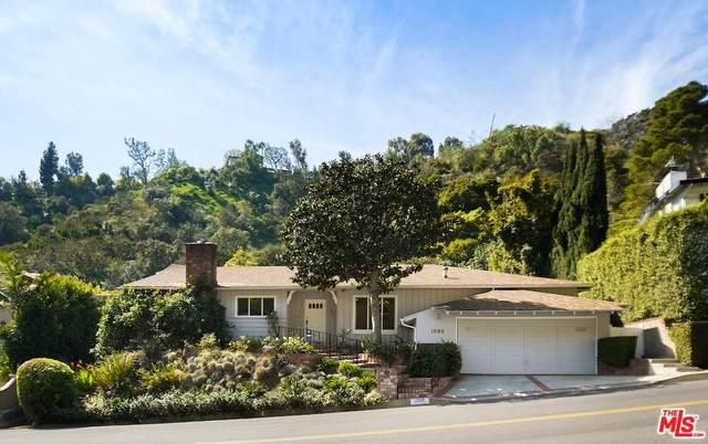 1505 San Ysidro Drive, Beverly Hills, CA 90210 (#20558372) :: The Suarez Team