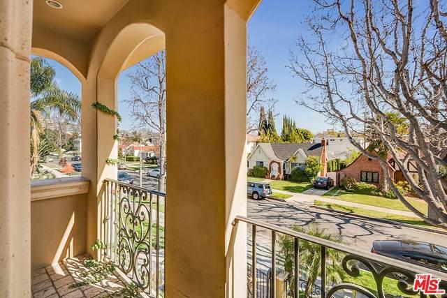 5500 Lindley Avenue #112, Encino, CA 91316 (#20558416) :: Randy Plaice and Associates