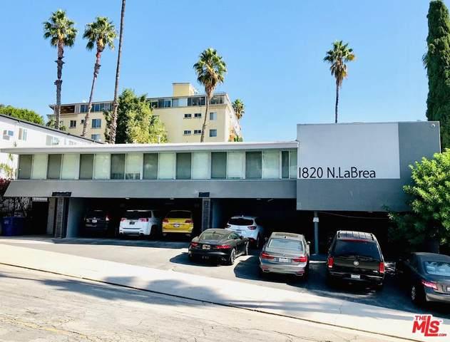 1820 N La Brea Avenue, Los Angeles (City), CA 90046 (#20558414) :: The Suarez Team