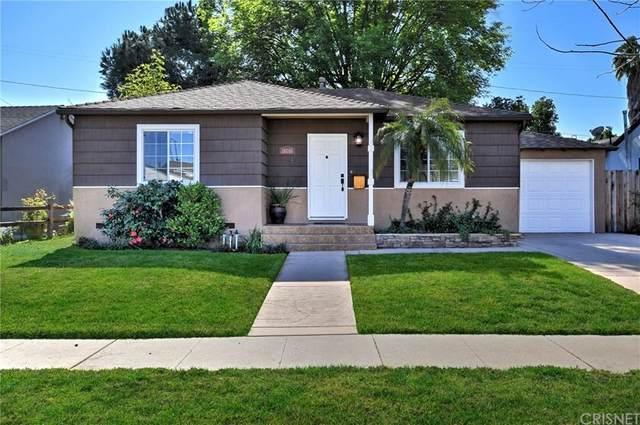 18016 Bullock Street, Encino, CA 91316 (#SR20042381) :: Randy Plaice and Associates