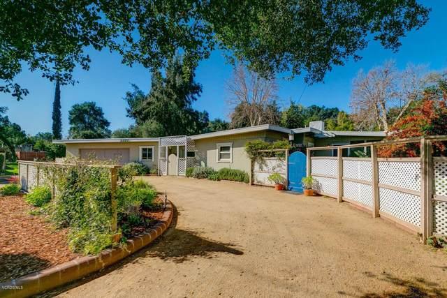 2227 Burnham Road, Ojai, CA 93023 (#220002156) :: Randy Plaice and Associates