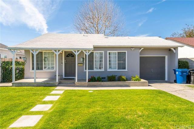 7507 Mclennan Avenue, Van Nuys, CA 91406 (#SR20041576) :: Randy Plaice and Associates