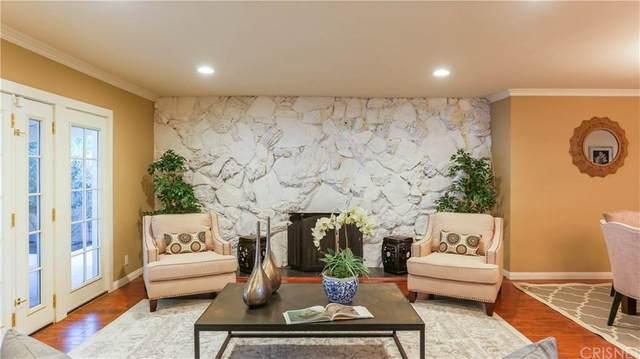 23932 Oxnard Street, Woodland Hills, CA 91367 (#SR20042101) :: Eman Saridin with RE/MAX of Santa Clarita