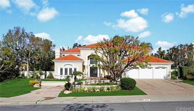 5470 Hobson Court, Calabasas, CA 91302 (#SR20038031) :: Lydia Gable Realty Group