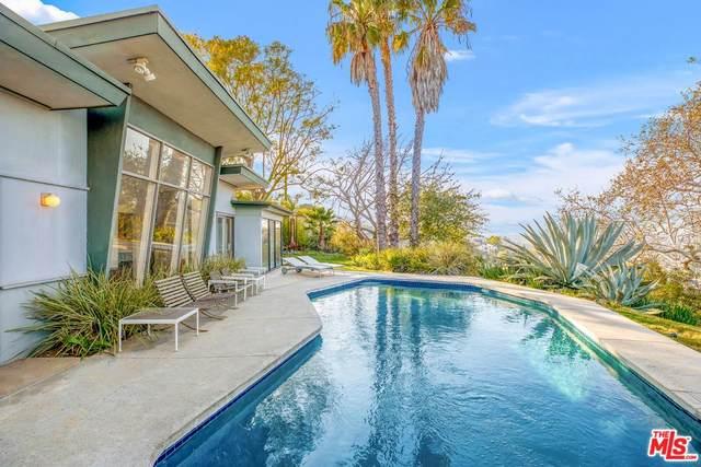 3347 Bonnie Hill Dr, Los Angeles, CA 90068 (MLS #20-558688) :: Mark Wise   Bennion Deville Homes