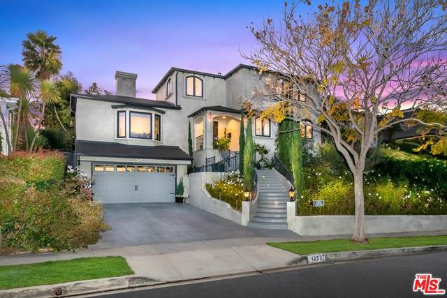 1253 Beverly Green Drive, Beverly Hills, CA 90212 (#20552492) :: The Suarez Team