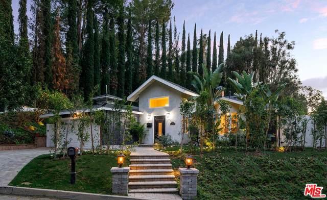 9476 Hidden Valley Place, Beverly Hills, CA 90210 (#20558318) :: The Suarez Team