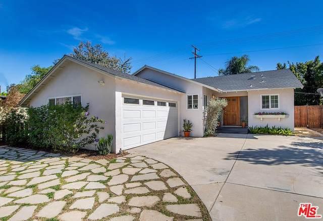23116 Leonora Drive, Woodland Hills, CA 91367 (#20558908) :: The Suarez Team