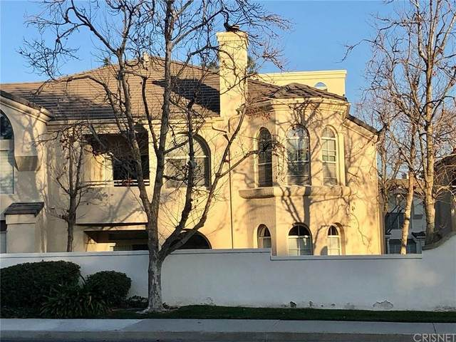 25568 Hemingway  Avenue C, Stevenson Ranch, CA 91381 (#SR20039965) :: Randy Plaice and Associates