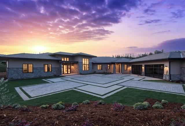 1789 Miller Ranch Drive, Westlake Village, CA 91362 (#220002225) :: SG Associates
