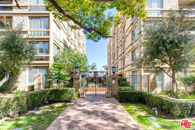 320 N Maple Drive #301, Beverly Hills, CA 90210 (MLS #20558924) :: The John Jay Group - Bennion Deville Homes