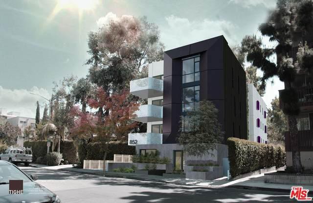 852 N West Knoll Dr, West Hollywood, CA 90069 (MLS #20-558636) :: Hacienda Agency Inc