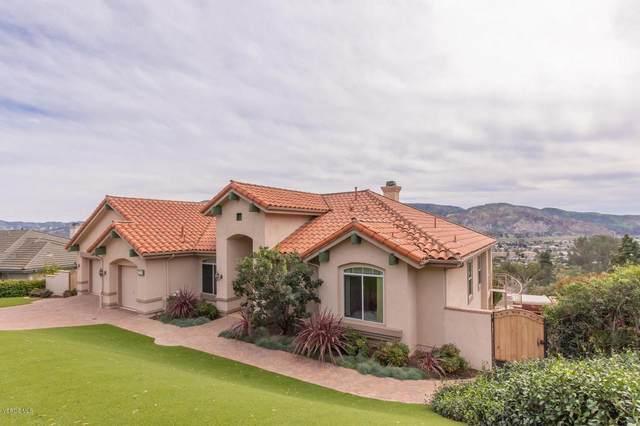 776 Monte Vista Drive, Santa Paula, CA 93060 (#220002256) :: Randy Plaice and Associates