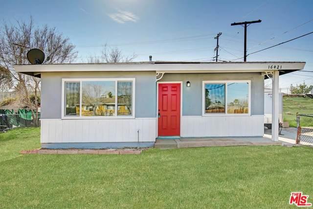 16421 Forrest Ave, Victorville, CA 92395 (#20-559430) :: The Pratt Group