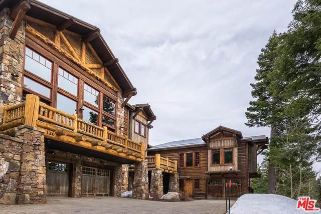 126 Summit Street, Mammoth Lakes, CA 93546 (#20-559574) :: Randy Plaice and Associates