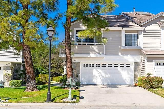 5674 Starwood Court, Westlake Village, CA 91362 (#220002337) :: SG Associates